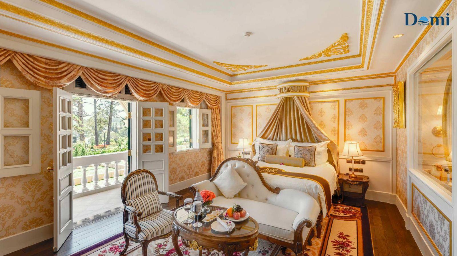 Hình ảnh Dalat Palace Heritage Hotel