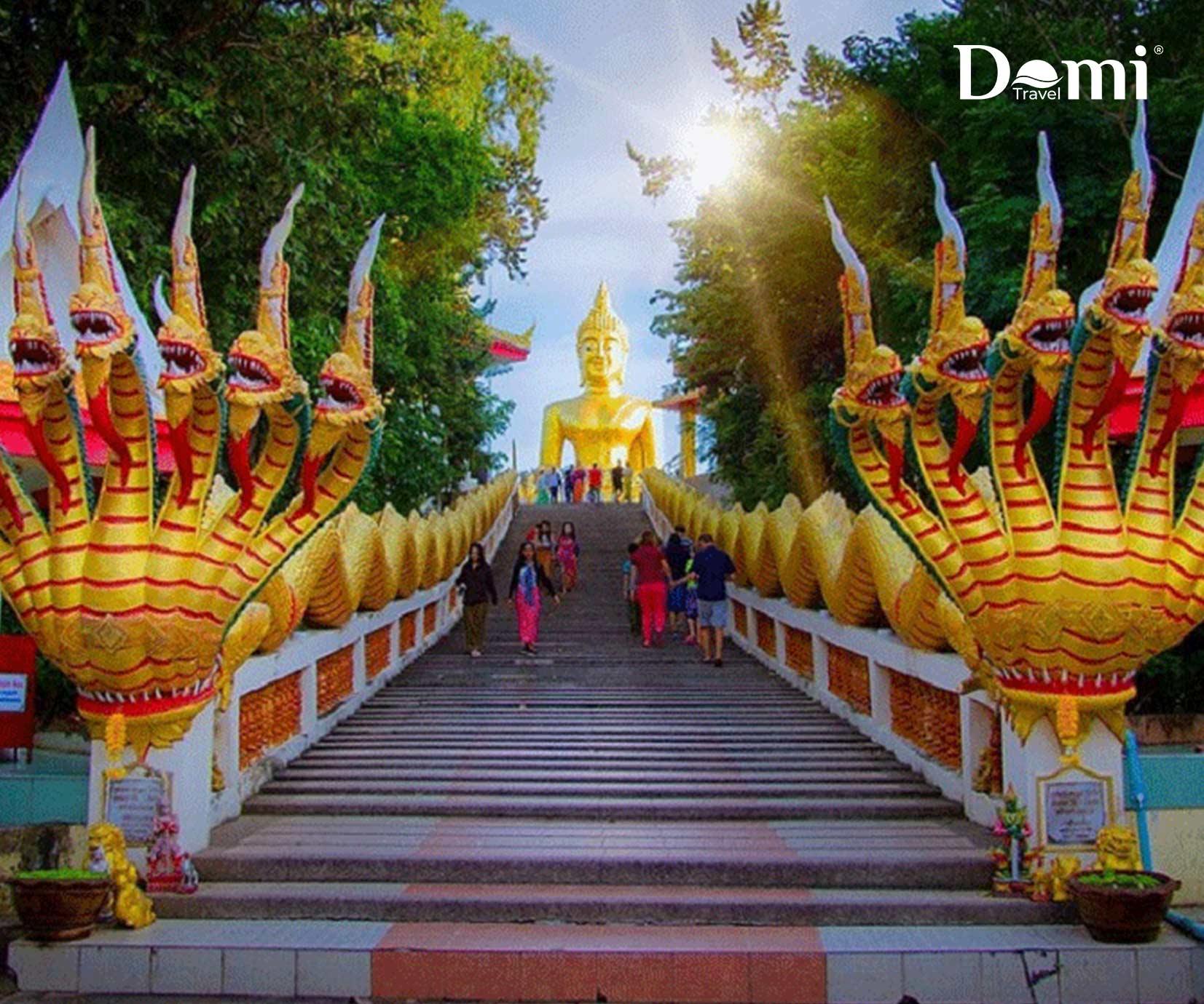 Tour Du Lịch Thái Lan Bangkok - Pattaya 5N4Đ