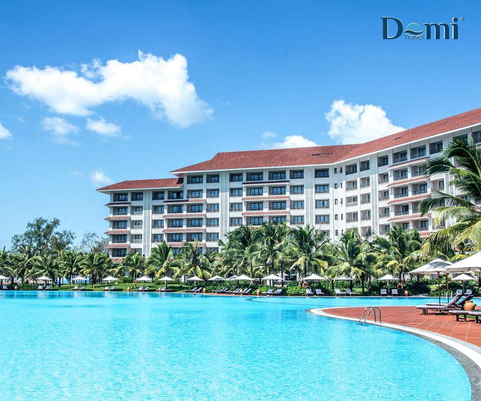 Booking khách sạn nghỉ dưỡng đẳng cấp 5 sao tại Vinpearl Resort & Spa Phú Quốc + Xe đón tiễn tại Sân Bay + Safari không giới hạn
