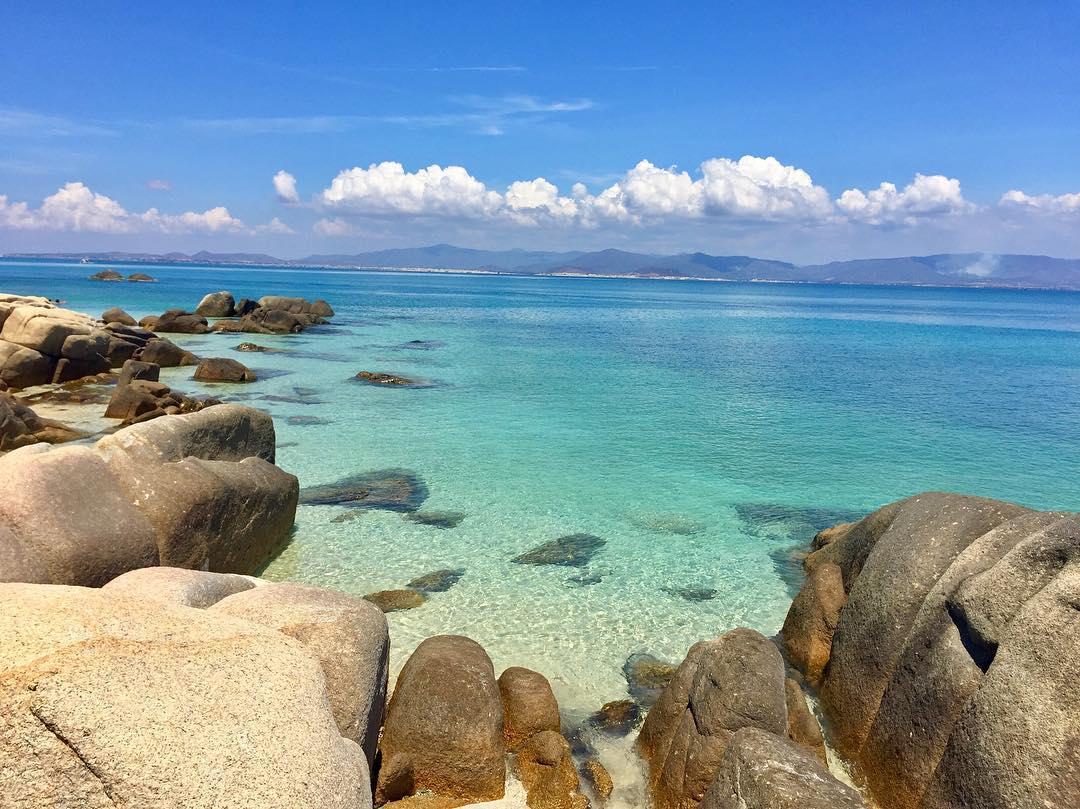 Cù Lao Câu - Hòn ngọc quý giữa biển trời Bình Thuận
