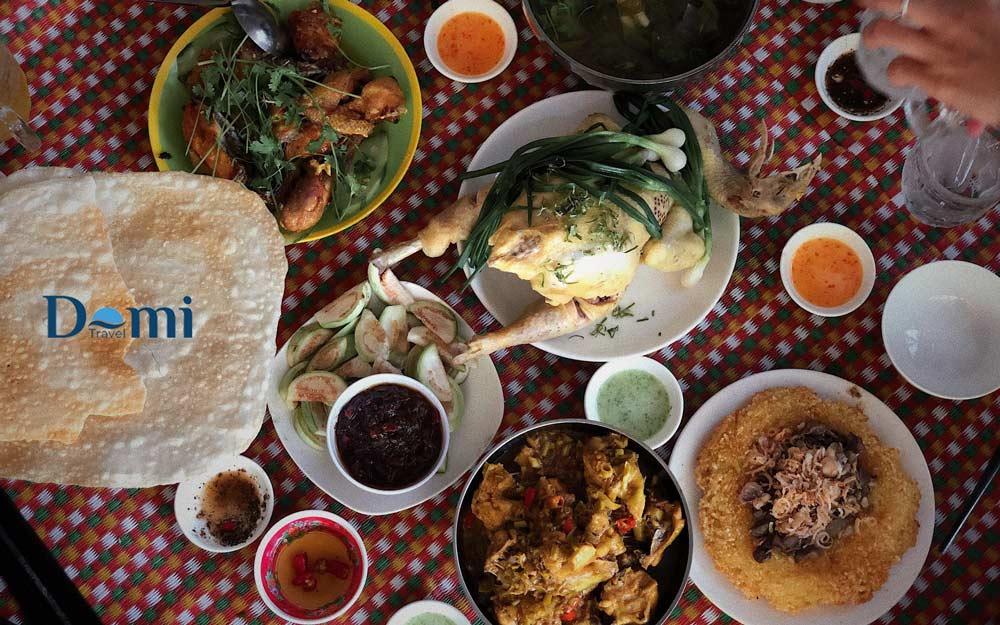 Nên ăn gì khi đi du lịch Quy Nhơn? Cẩm nang ẩm thực Quy Nhơn