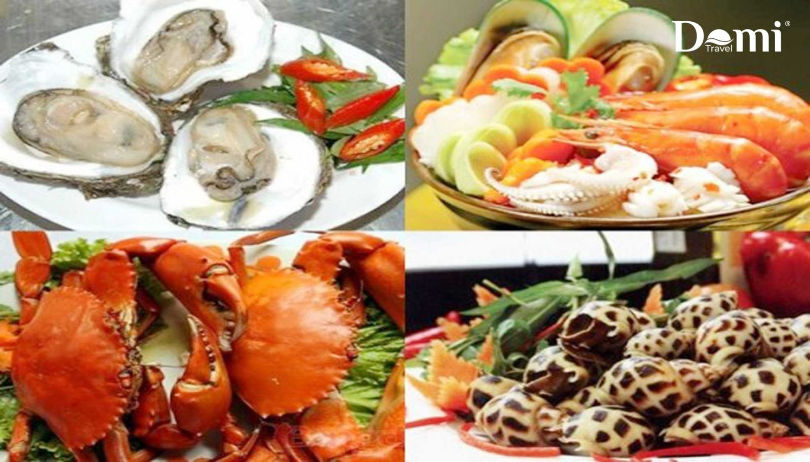 Hải sản Phú Quốc hấp dẫn nhất