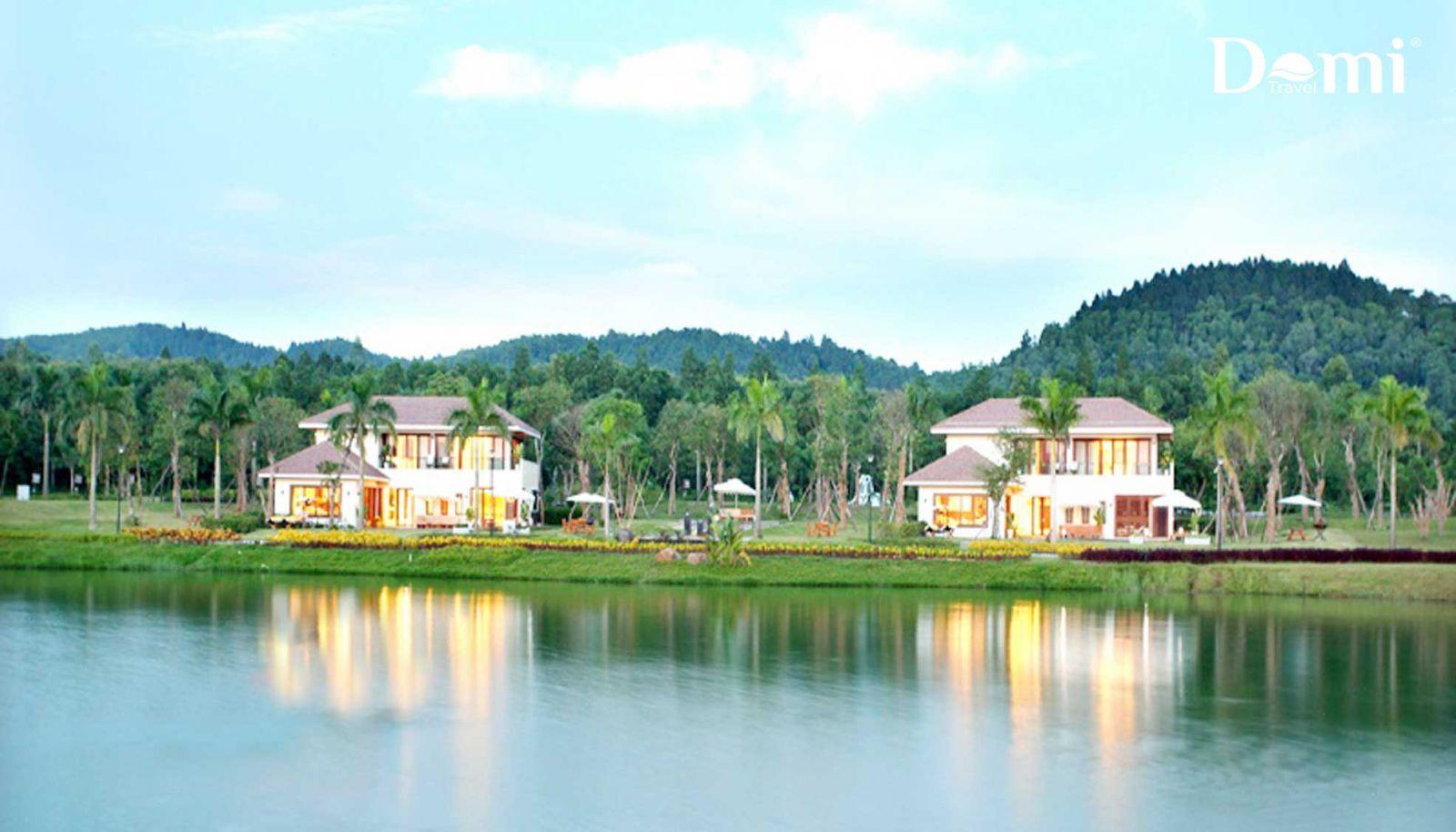 Hồ Đại Lải - Du lịch FLC Vĩnh Phúc