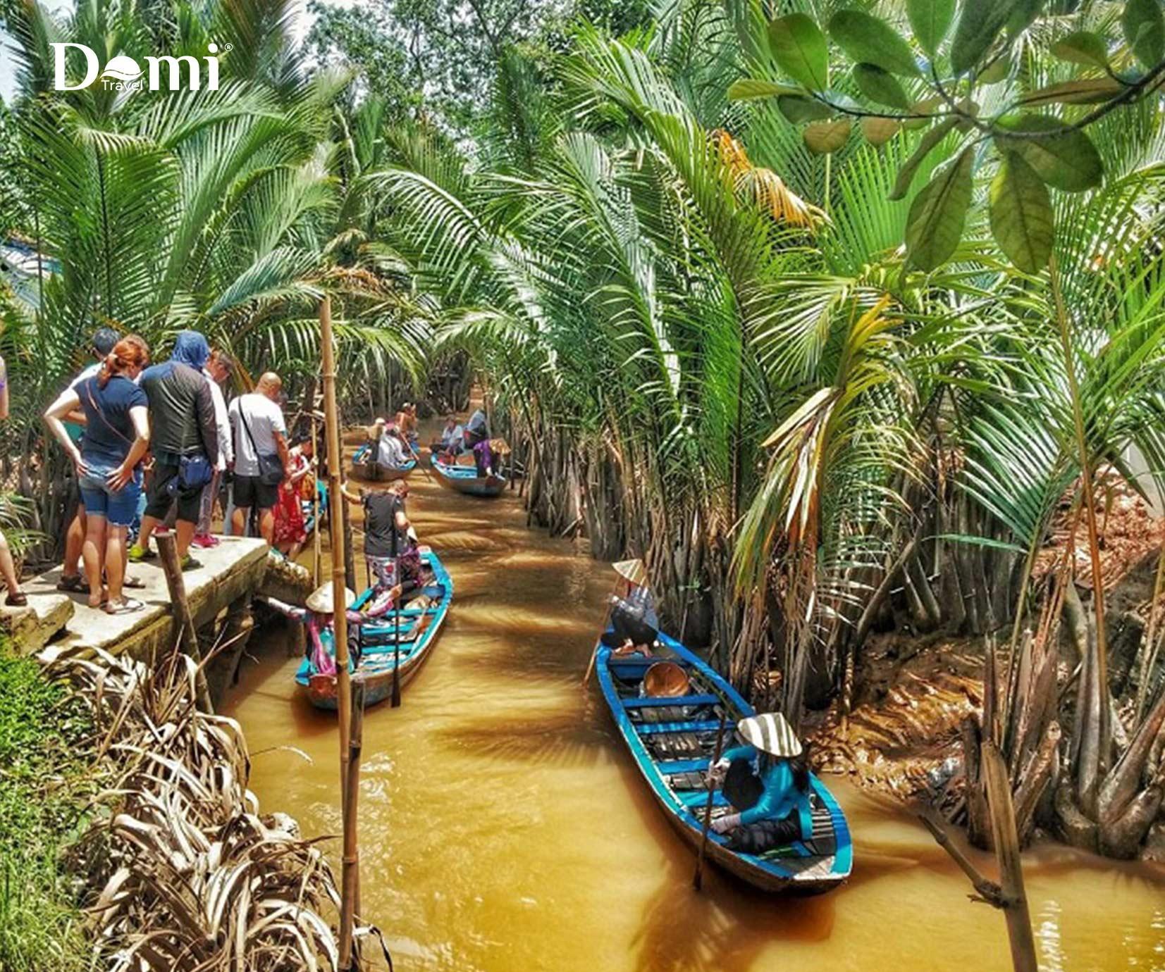 Tour du lịch TPHCM - Tiền Giang - Bến Tre 1 ngày