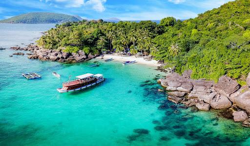 Đảo Nam Du – quần đảo xinh đẹp thuộc Kiên Giang